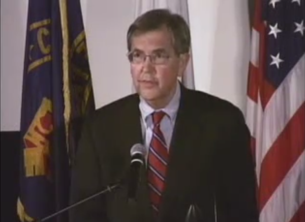 Bogaard Delivering The State of The City in 2011