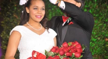 Marshall High School's Madison Triplett Selected 2015 Rose Queen